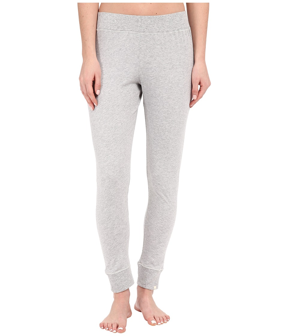Lucky Brand - Lucky Layers Comfort Waist Leggings (Heather Grey) Women's Pajama
