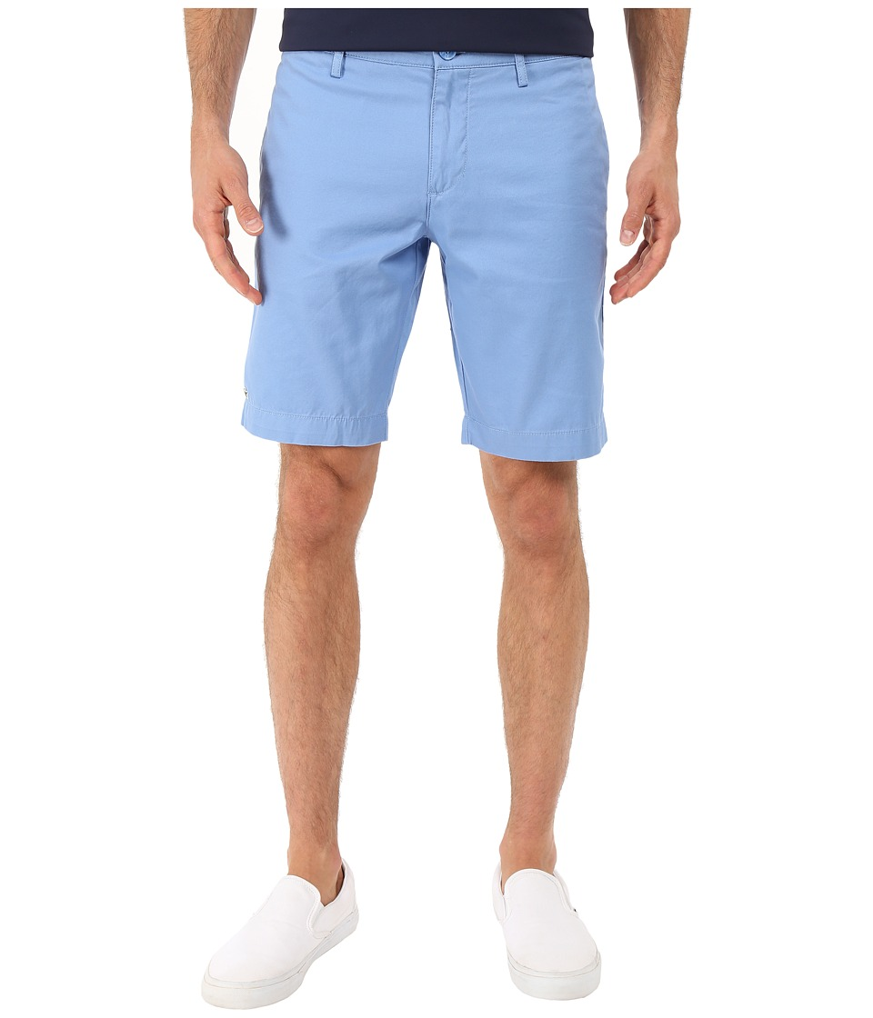Lacoste - Slim Fit Bermuda Short (Nattier Blue 07E) Men's Shorts