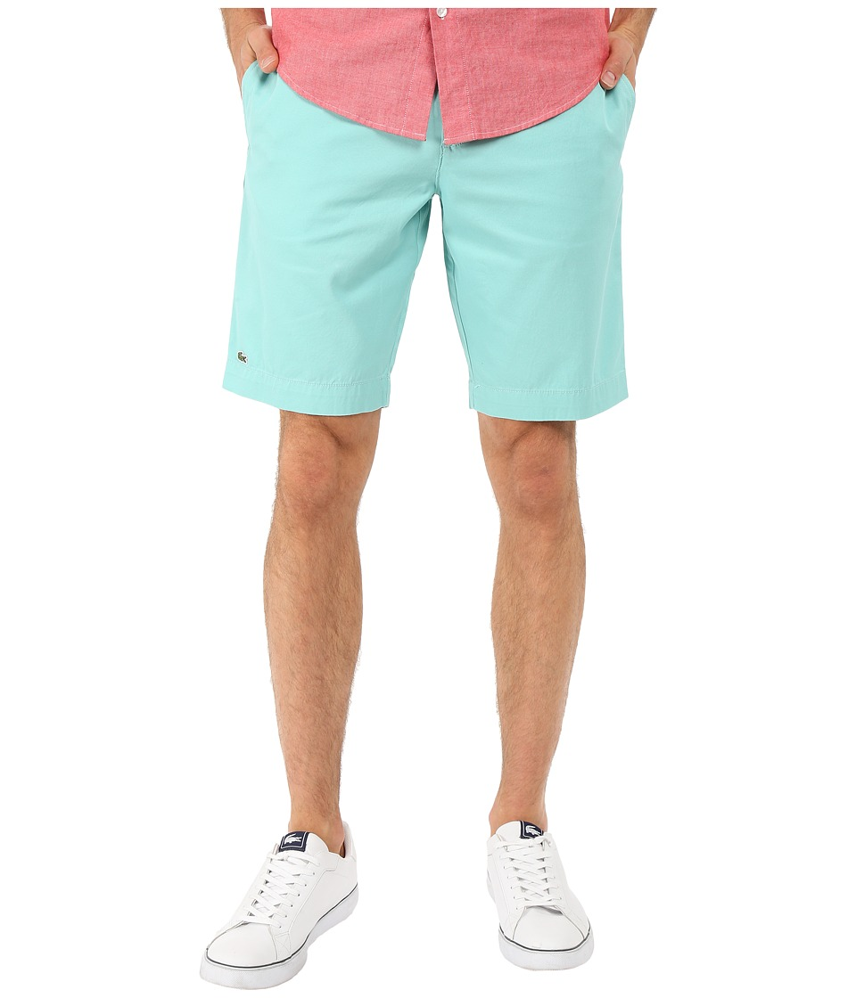 Lacoste - Slim Fit Bermuda Short (Galapagos) Men's Shorts