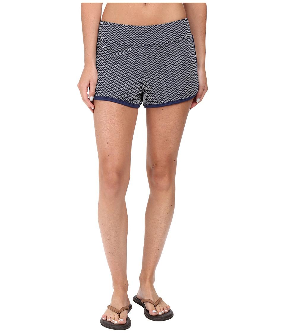 Carve Designs - Minna Shorts (Anchor Chevron) Women's Shorts
