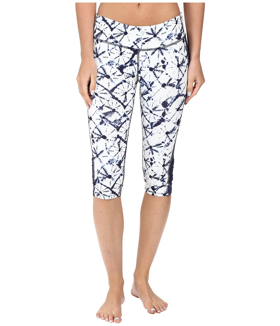 Carve Designs Hampton Capris (Bahama) Women