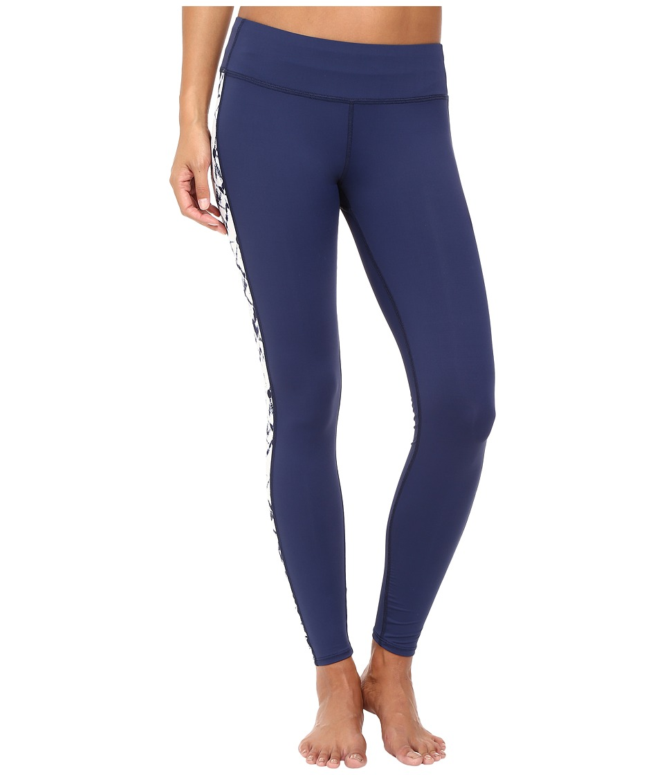 Carve Designs - Reef Tights (Anchor 1) Women's Casual Pants