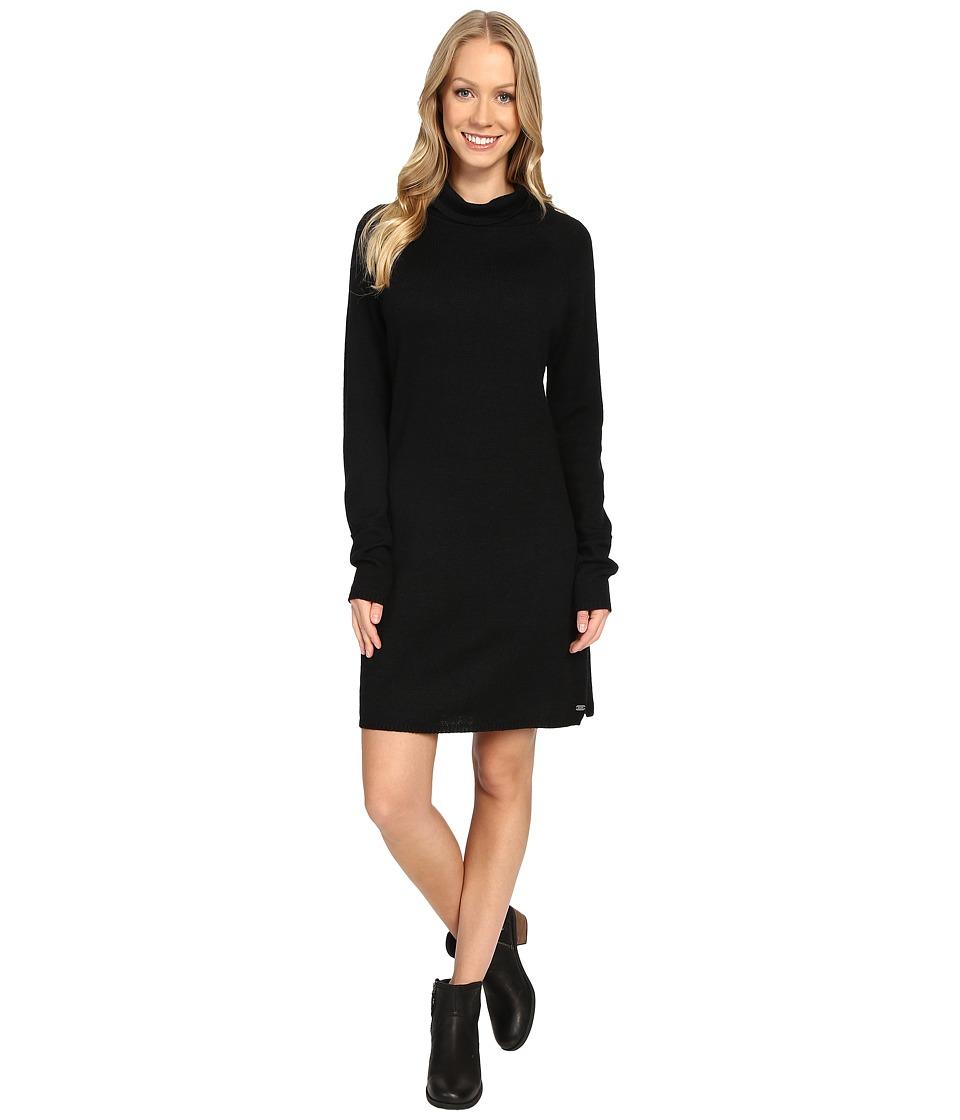 Carve Designs Carbondale Dress (Black) Women