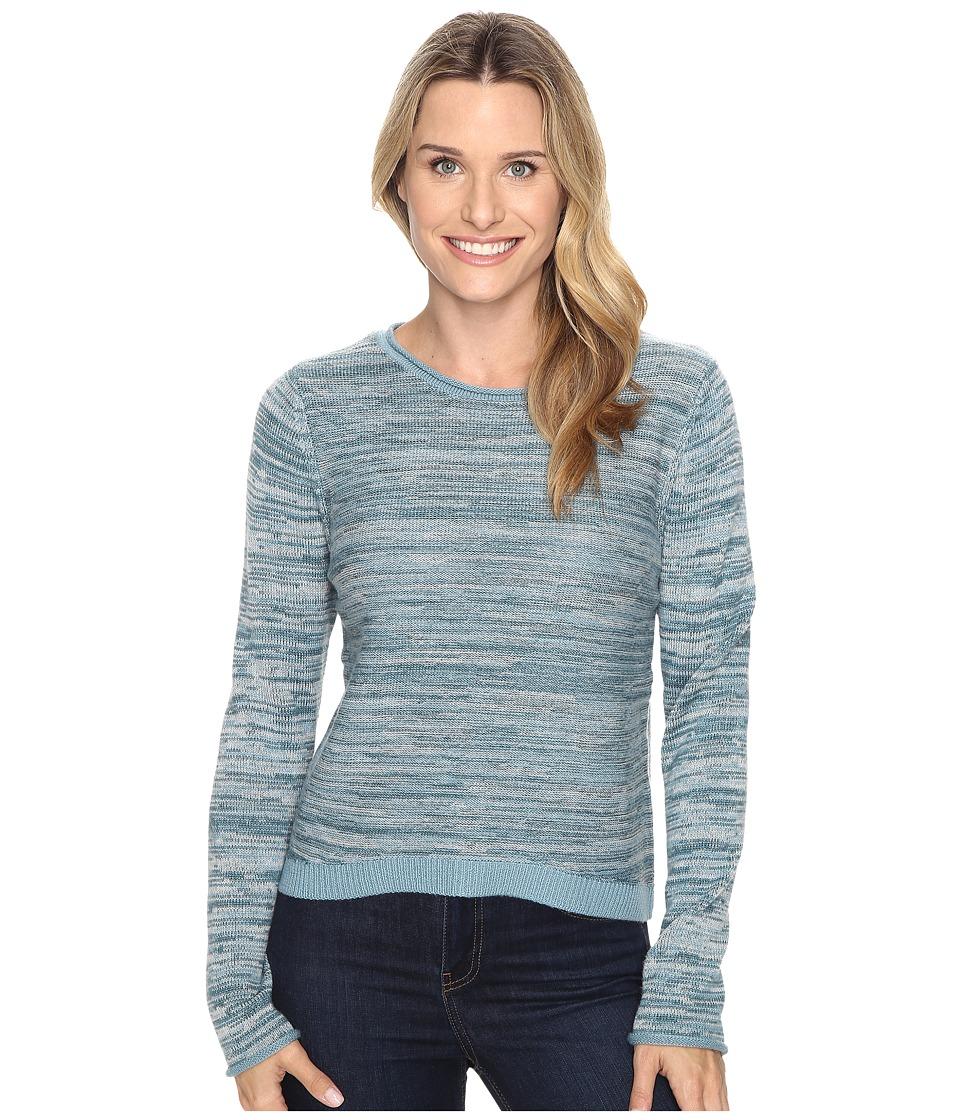 Carve Designs - Basalt Sweater (Bluebird) Women's Sweater