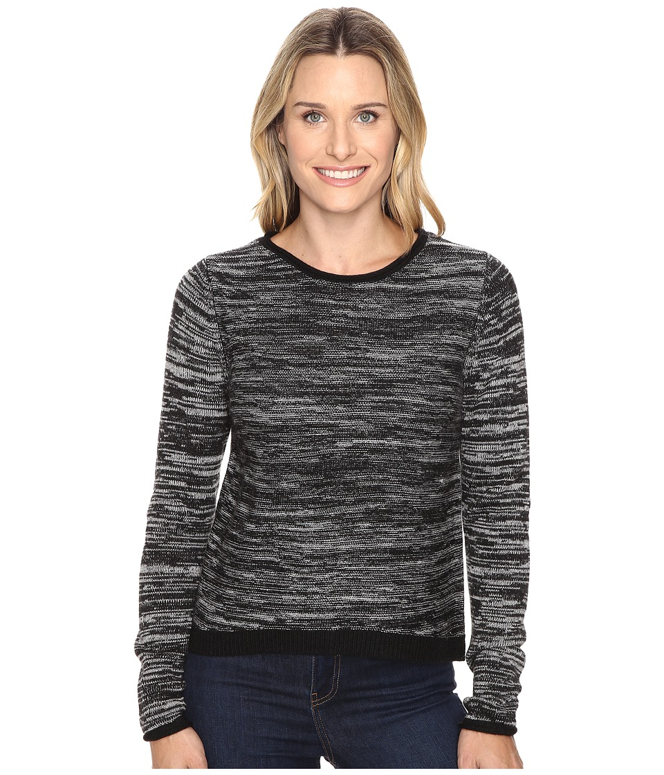 Carve Designs - Basalt Sweater (Black) Women's Sweater