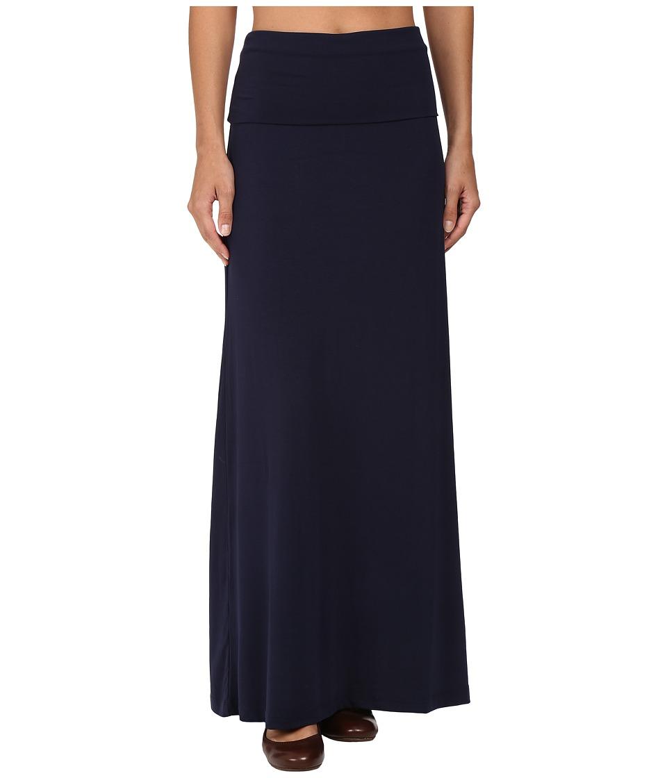 Carve Designs - Seabrook Maxi Skirt (Anchor) Women's Skirt