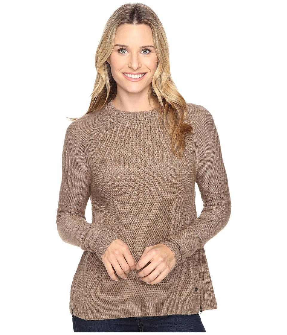Carve Designs - Cabin Sweater (Desert) Women's Sweater