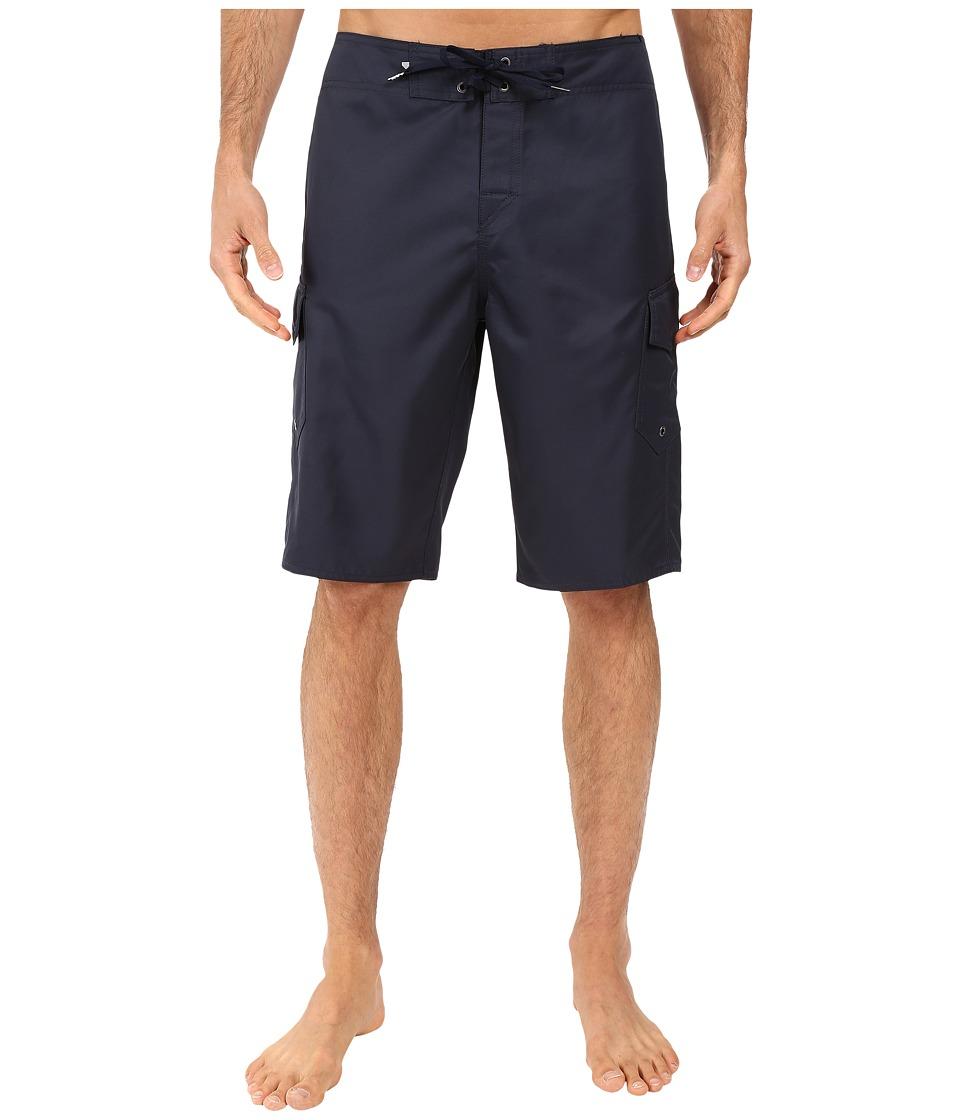 Quiksilver Manic 22 Boardshorts (Navy Blazer) Men