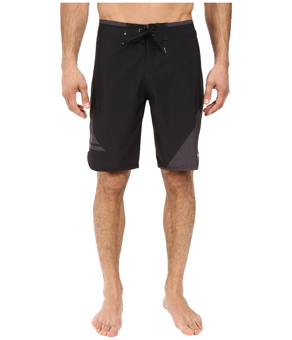 Quiksilver - New Wave Everyday 20 Boardshorts (Black) Men's Swimwear