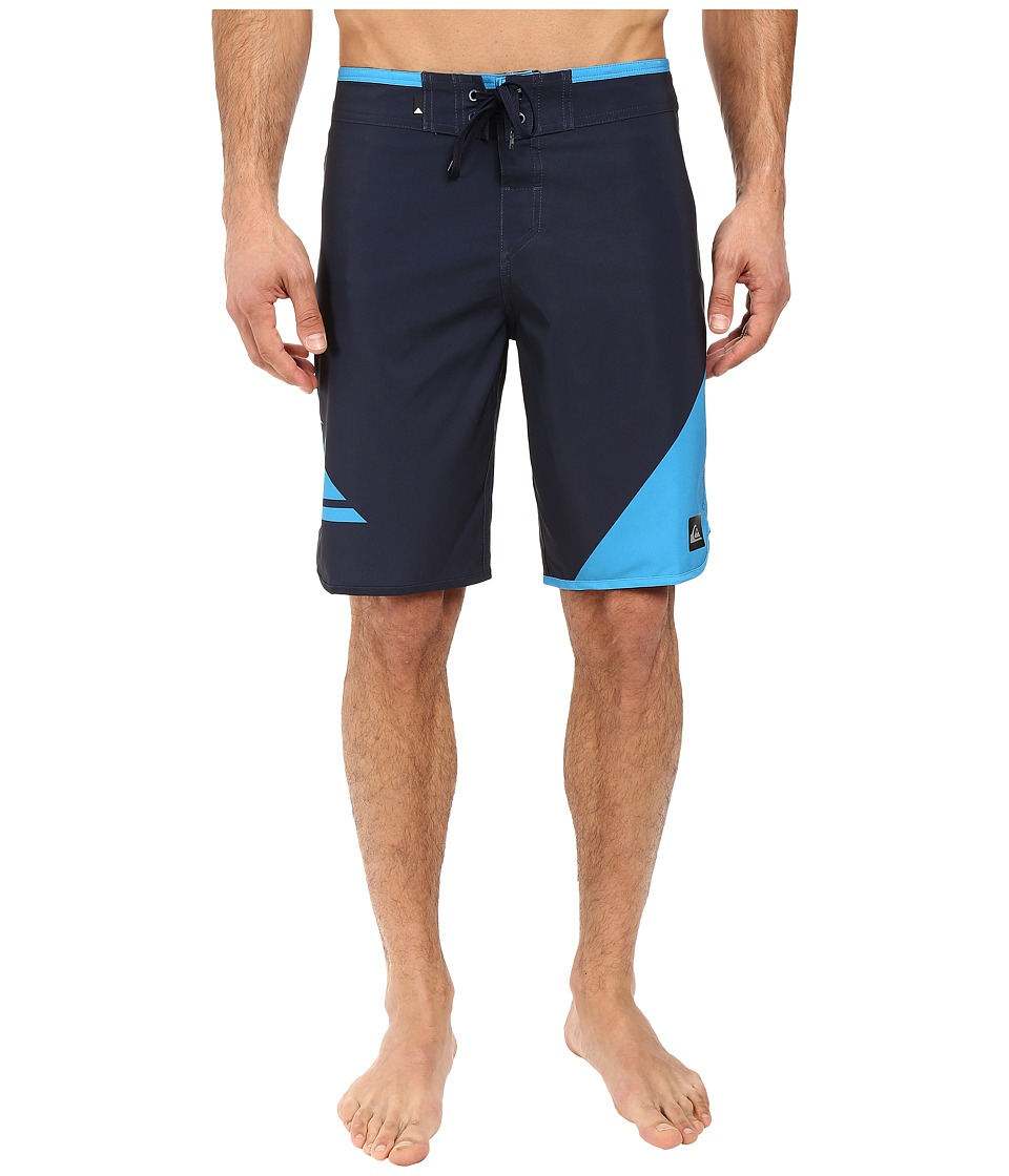 Quiksilver - New Wave Everyday 20 Boardshorts (Navy Blazer) Men's Swimwear