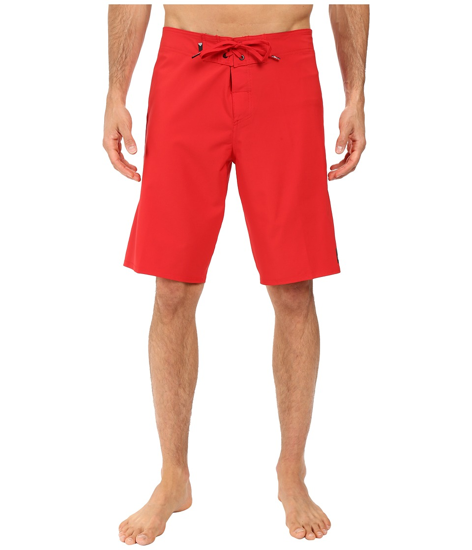 Quiksilver - Everyday Kaimana Stretch 21 Boardshorts (Quik Red) Men's Swimwear