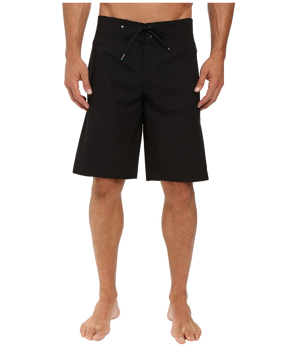Quiksilver - Everyday Kaimana Stretch 21 Boardshorts (Black) Men's Swimwear