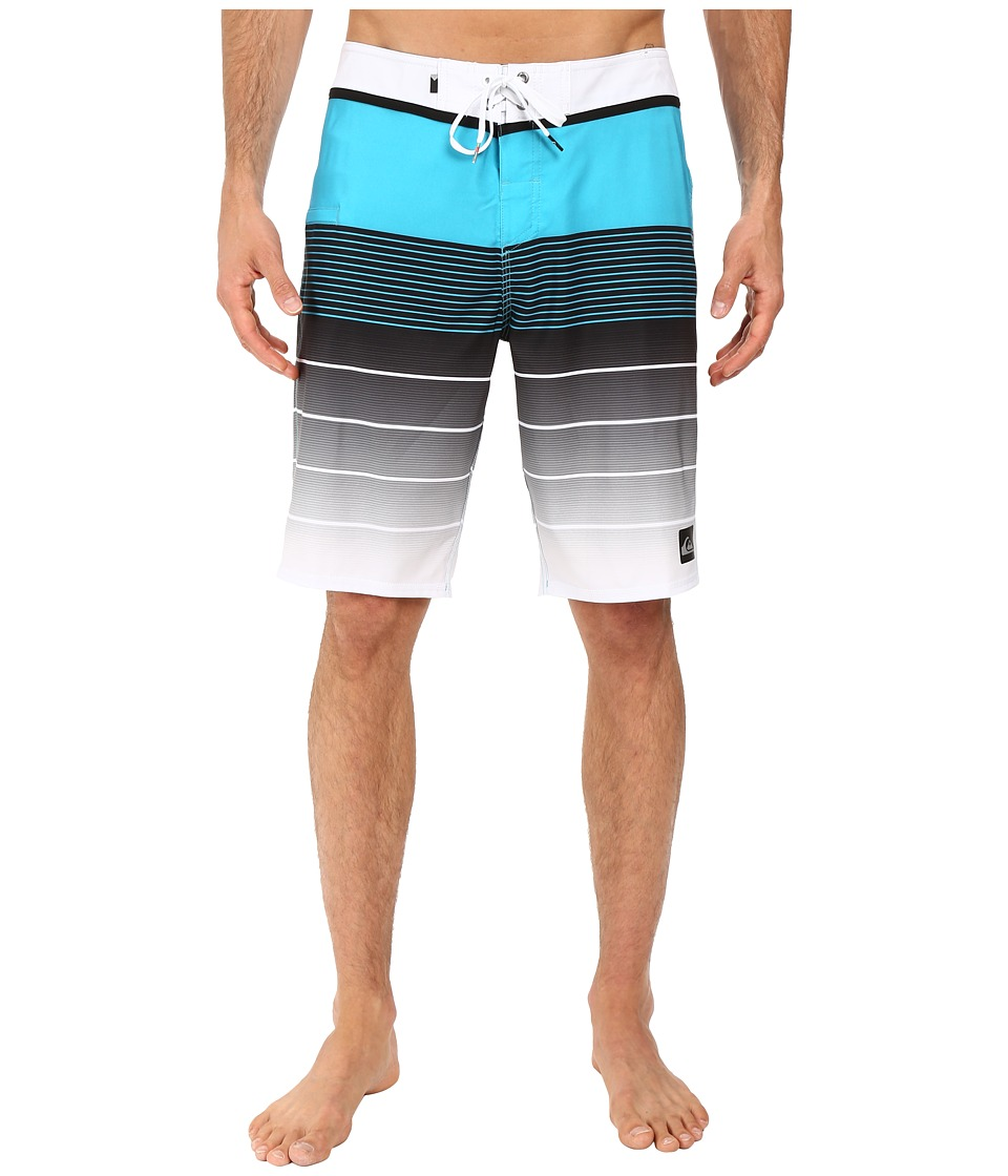 Quiksilver - Division Vee 21 Boardshorts (Scuba) Men's Swimwear