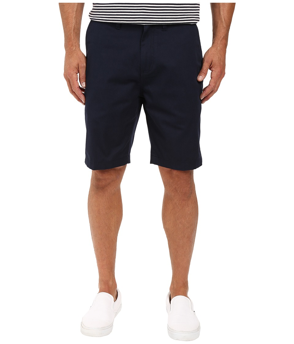 Quiksilver - Everyday Union Stretch Chino Shorts (Navy Blazer) Men's Shorts