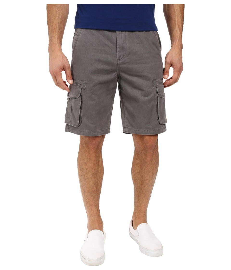 Quiksilver - Everyday Deluxe Cargo Shorts (Castle Rock) Men's Shorts