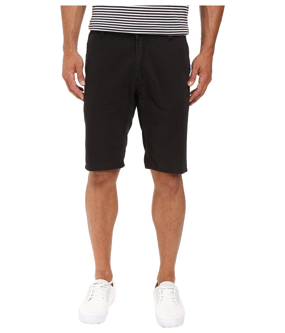 Quiksilver - Everyday Chino Shorts (Black 2) Men's Shorts