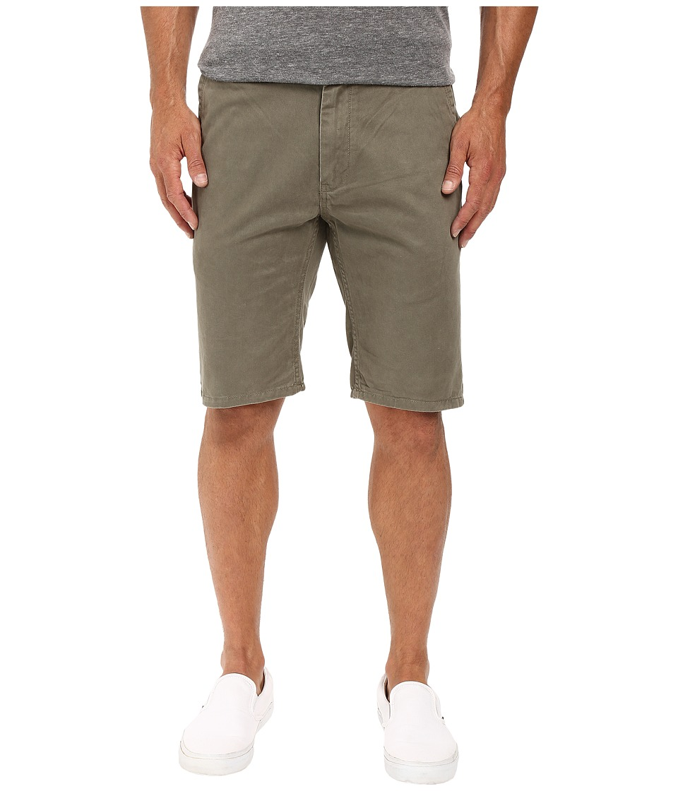 Quiksilver - Everyday Chino Shorts (Dusty Olive) Men's Shorts