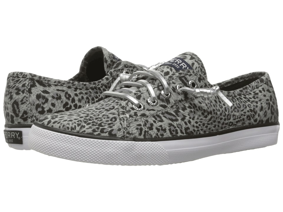 Sperry Kids - Seacoast (Little Kid/Big Kid) (Animal) Girls Shoes