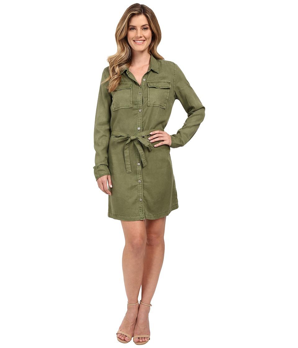 Sanctuary - Army Girl Dress (Cactus) Women's Dress