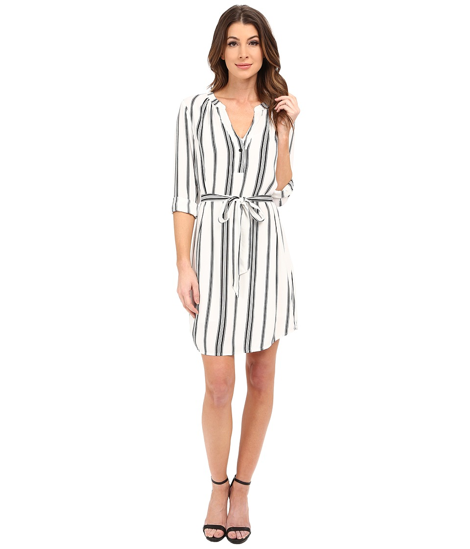 Sanctuary - City Shirtdress (Freedom Stripe) Women's Dress