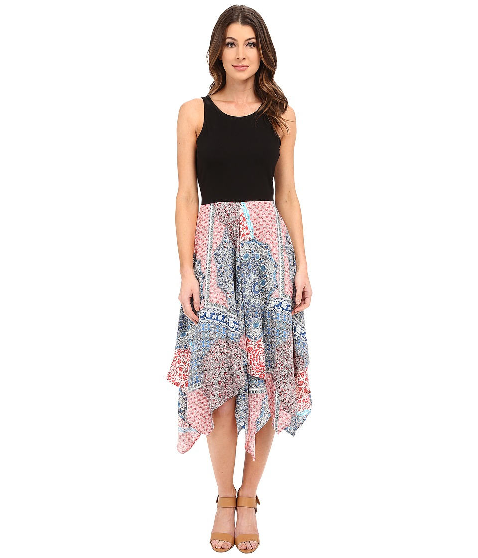 Sanctuary - Market Girl Dress (Market Collage) Women's Dress