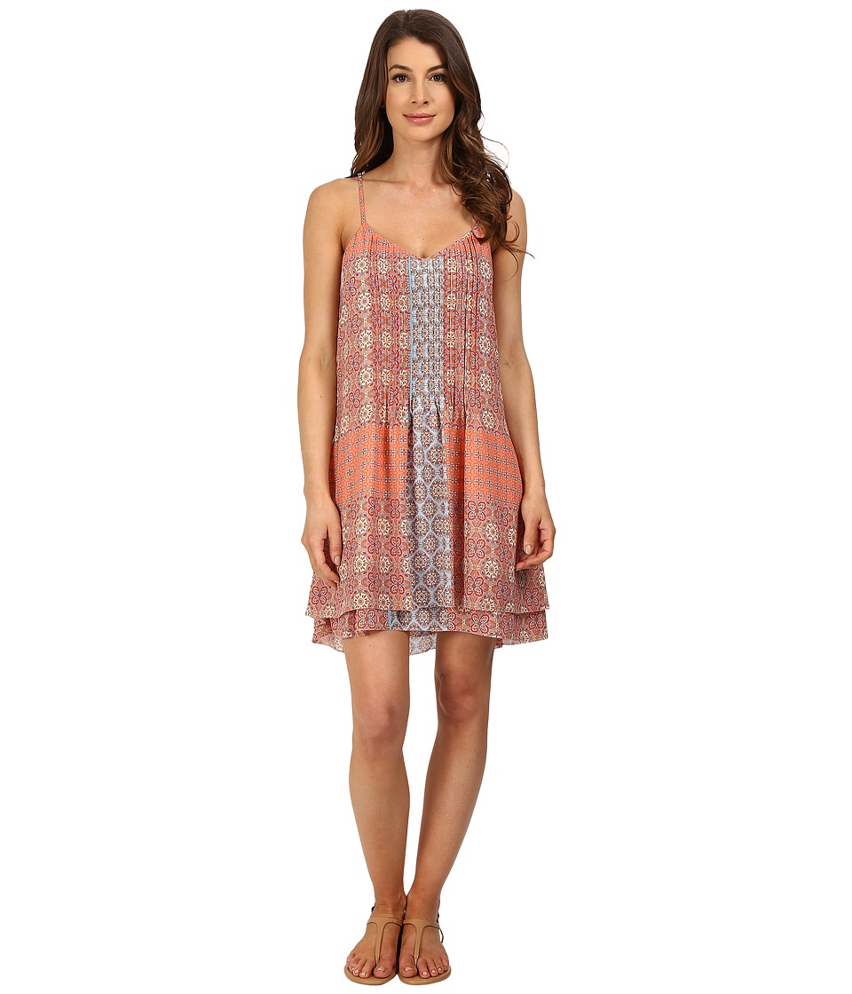 Sanctuary - Spring Fling Dress (Vintage Springs Patchwork) Women's Dress