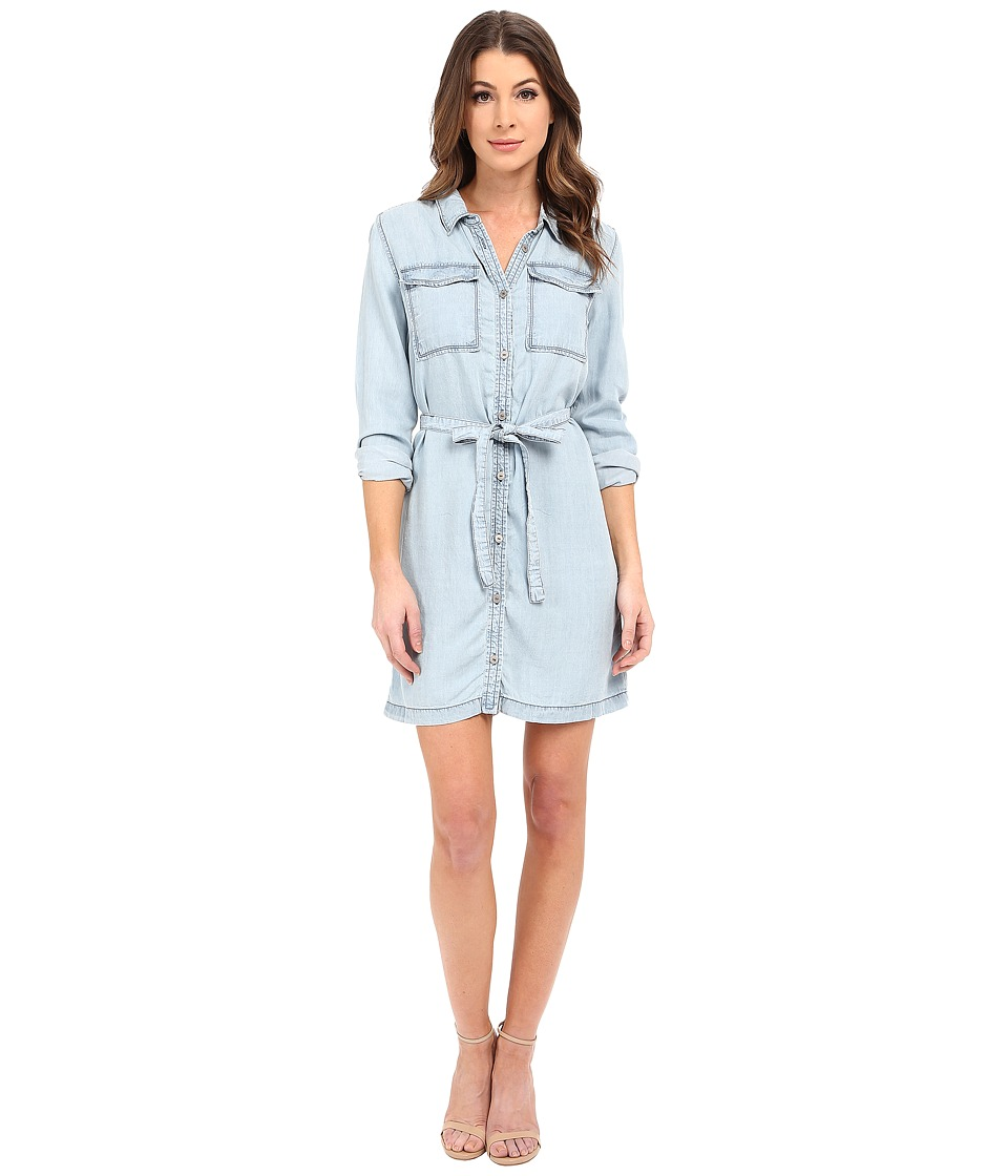 Sanctuary - Croquet Shirtdress (Kaskade Wash) Women's Dress