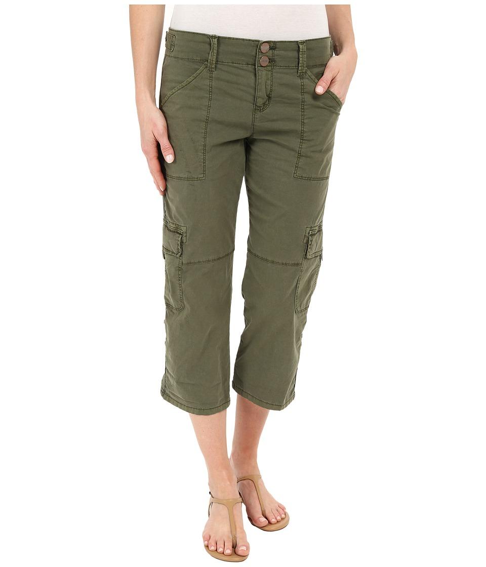 Sanctuary - Habitat Crop Pants (Cactus) Women's Casual Pants