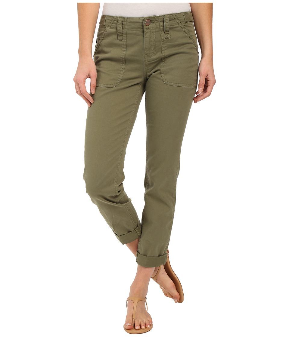 Sanctuary - Relaxed Traveler Pants (Cactus) Women's Casual Pants