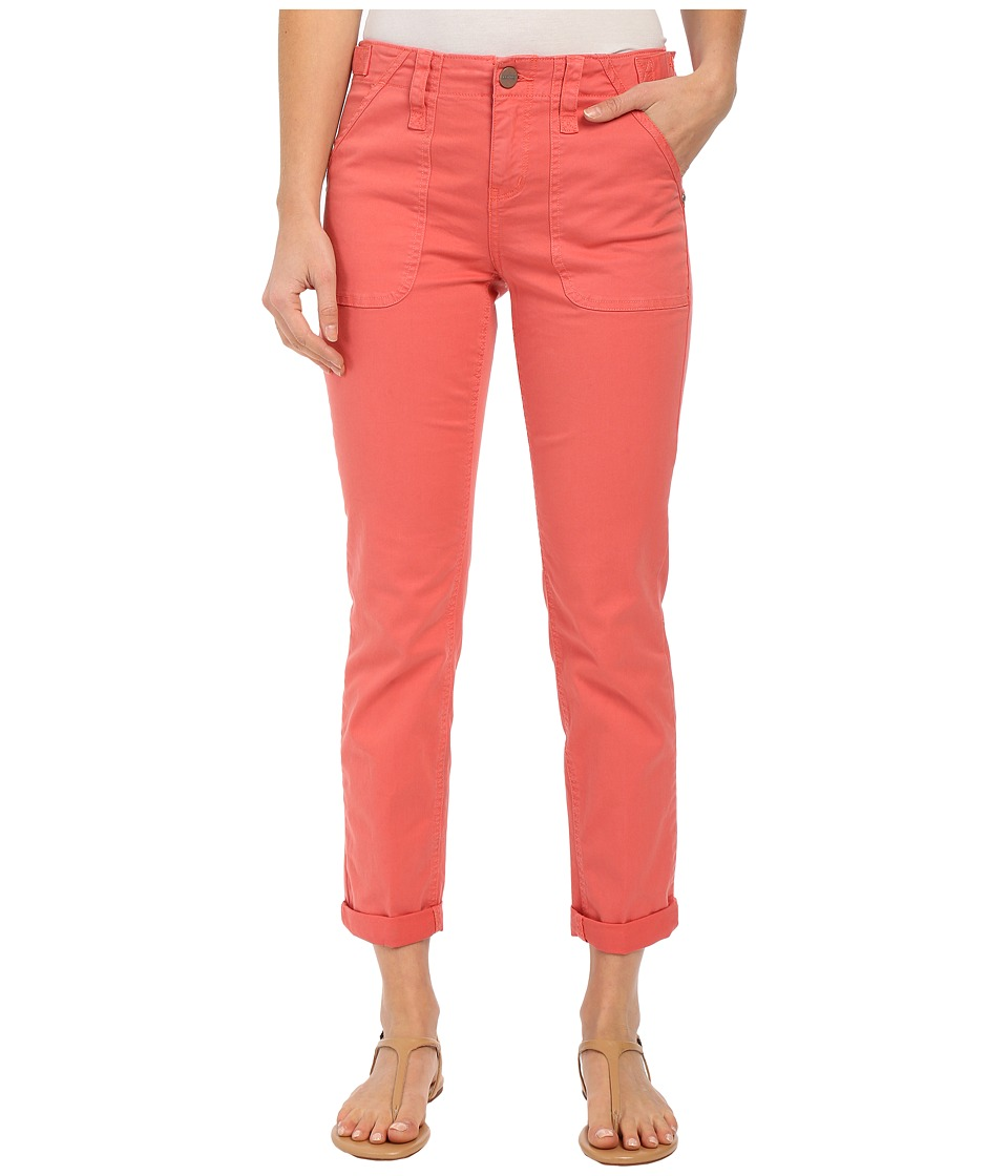 Sanctuary Relaxed Traveler Pants (Washed Liberty Red) Women