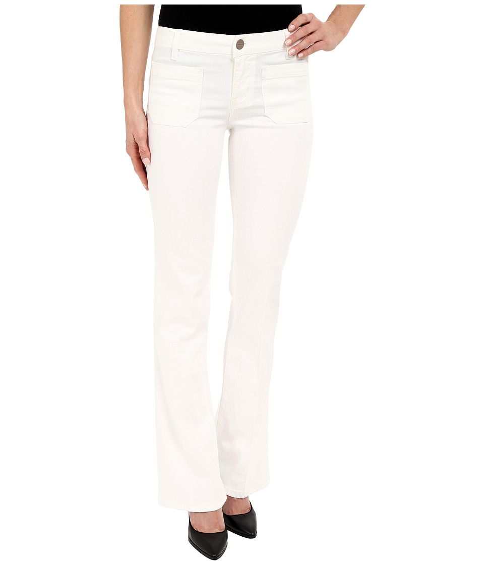 Sanctuary - Marianne Flare (White) Women's Clothing