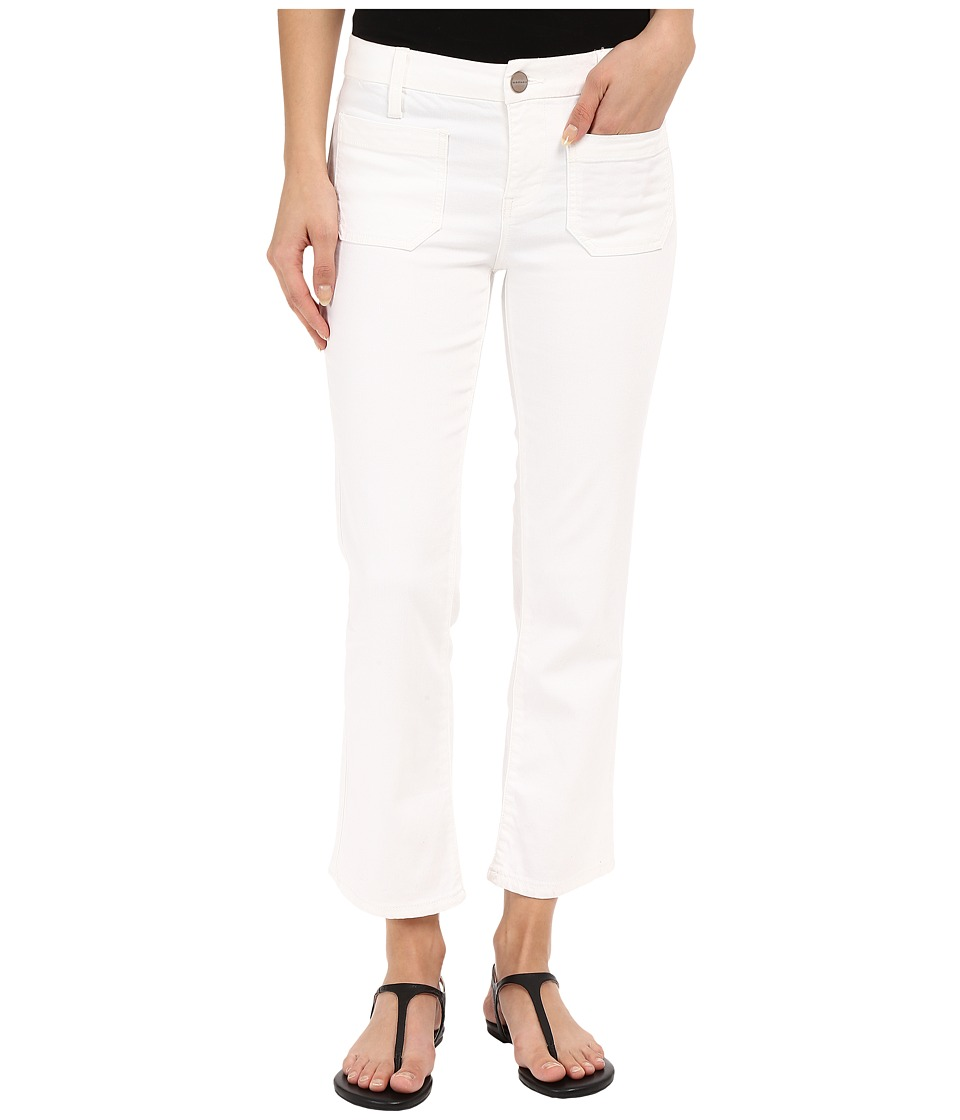 Sanctuary - Marianne Crop Pants (White) Women's Casual Pants