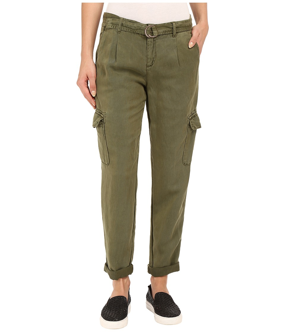 Sanctuary City Cargo Pants (Cactus) Women