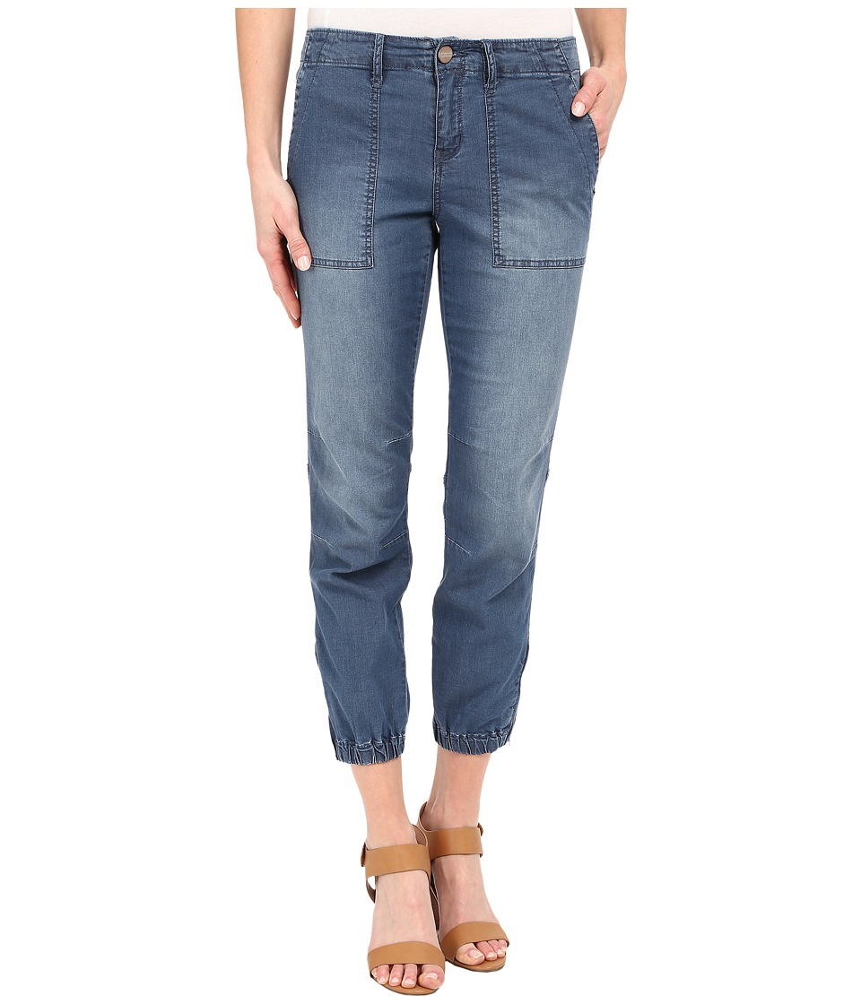 Sanctuary - Peace Trooper Pants in Harbor Wash (Harbor Wash) Women's Jeans