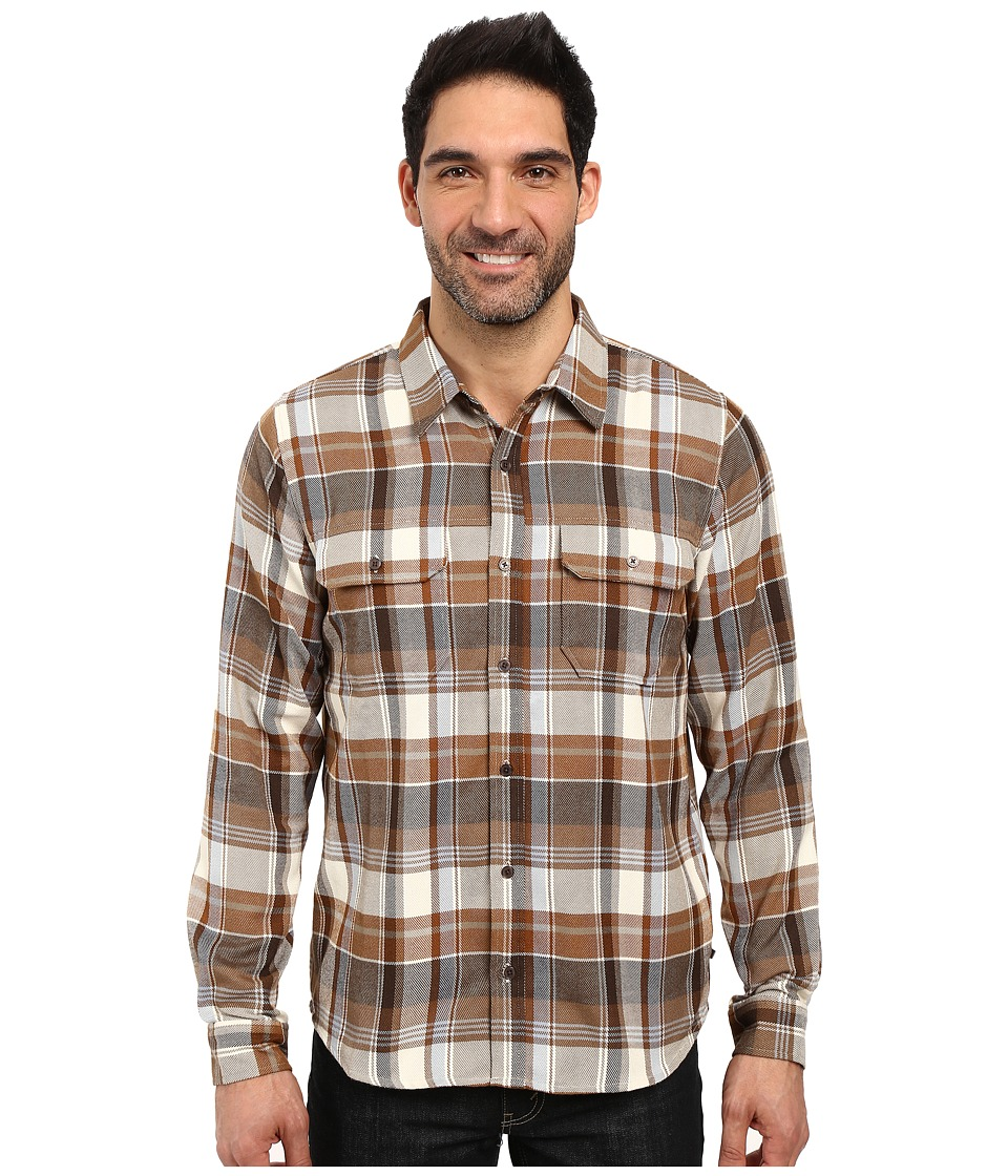 Toad&Co Watchdog Long Sleeve Shirt (Acorn) Men