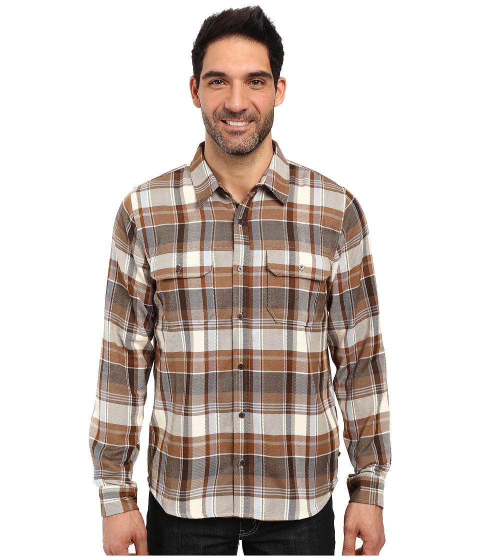 Toad&Co - Watchdog Long Sleeve Shirt (Acorn) Men's Long Sleeve Button Up
