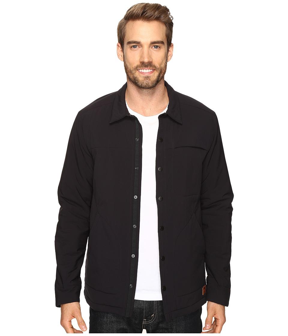 Toad&Co - Aerium Shirtjac (Black) Men's Coat