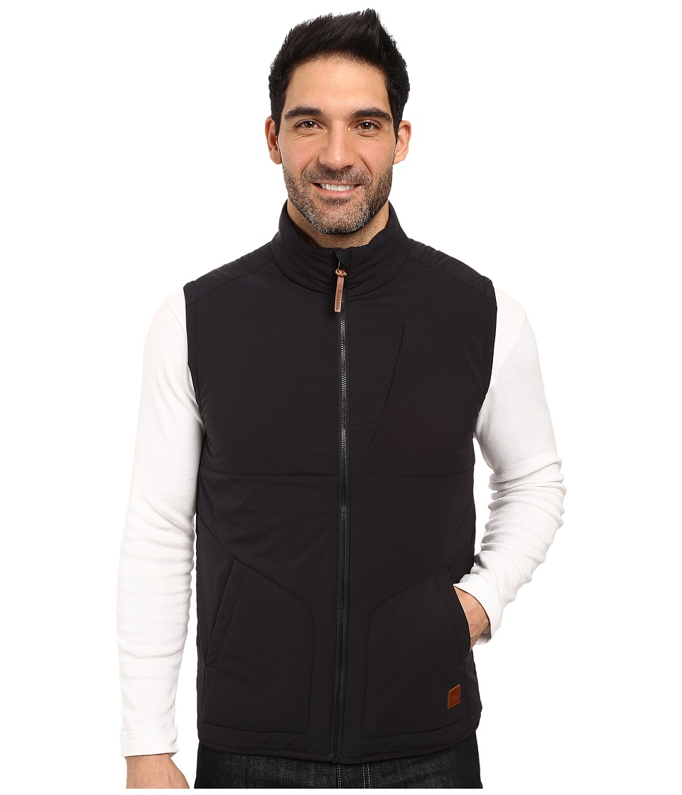 Toad&Co Aerium Vest (Black) Men