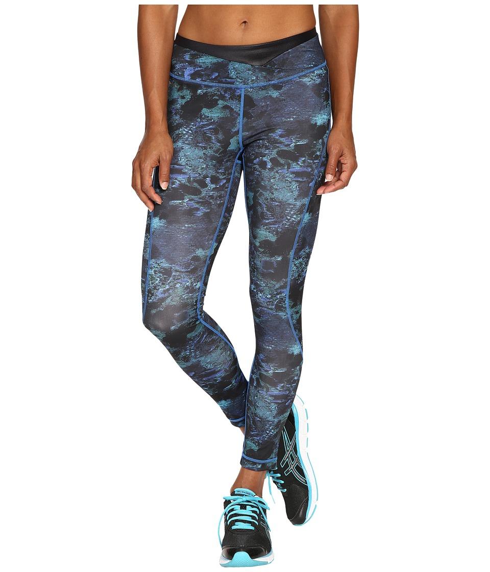 Lole - Laine Crop Pants (Electric Blue Metropolitan) Women's Casual Pants