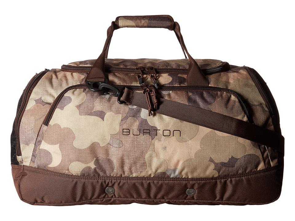 Burton - Boothaus Bag 2.0 Large (Storm Camo Print) Duffel Bags