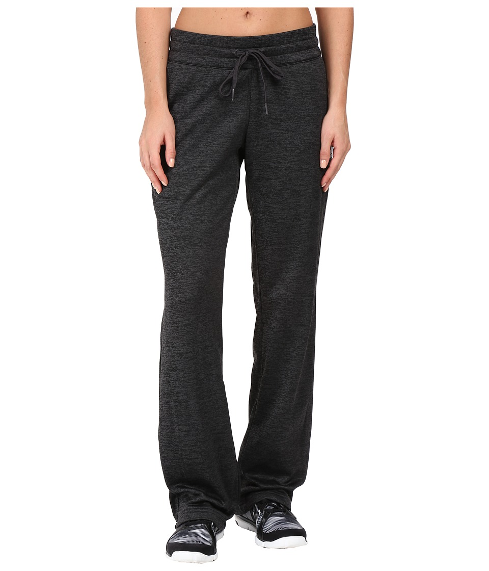 adidas - Team Issue Fleece Dorm Pants (Utility Black Heather) Women's Workout