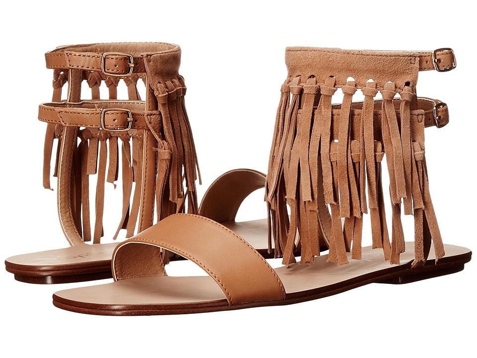 Splendid - Taryn (Nude Vintage Leather/Suede) Women's Sandals