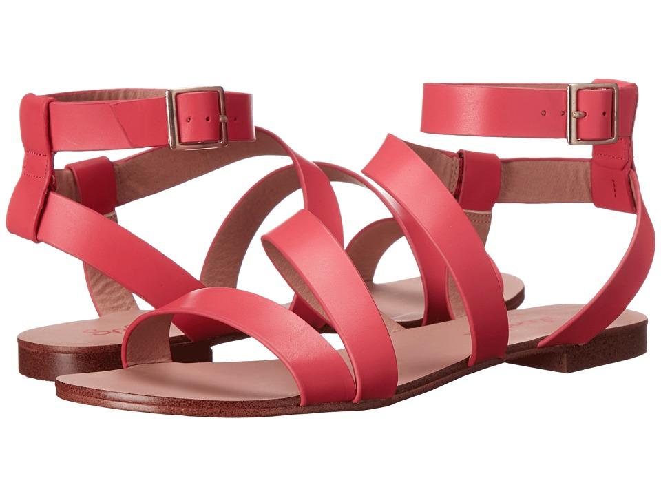 Splendid - Caracas (Coral Leather) Women's Sandals