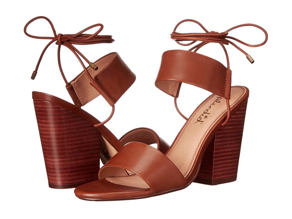 Splendid - Kenya (Cognac Vintage Leather) High Heels