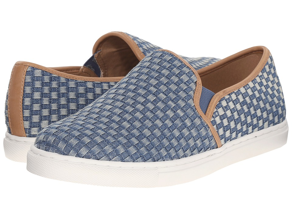 Splendid - Seaside (Denim Woven Canvas) Women's Shoes