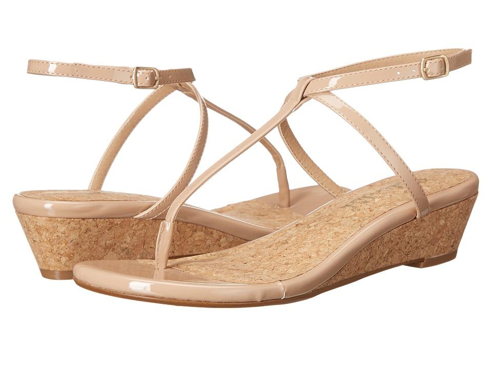 Splendid - Ember (Nude Patent) Women's Sandals