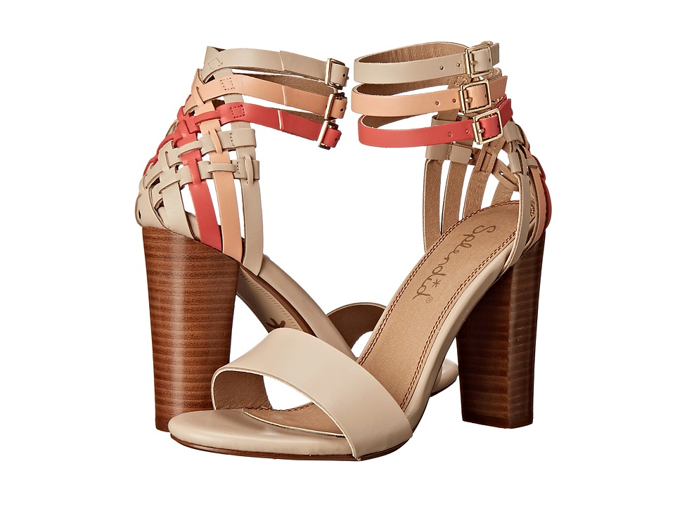 Splendid - Jena (Sand Multi Leather) High Heels