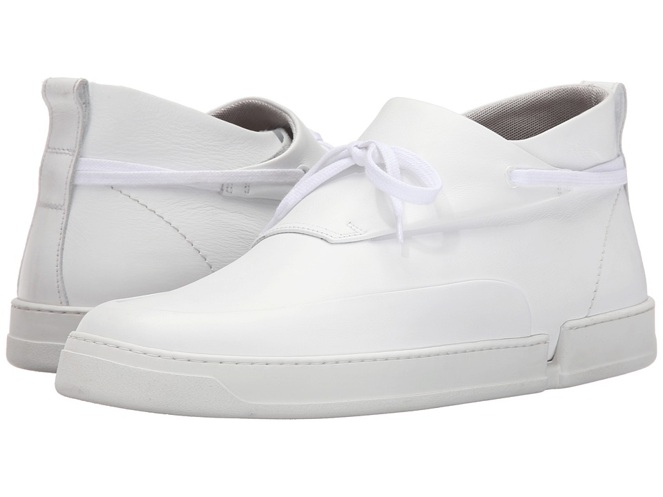 CASBIA - William Calf (White) Men's Shoes