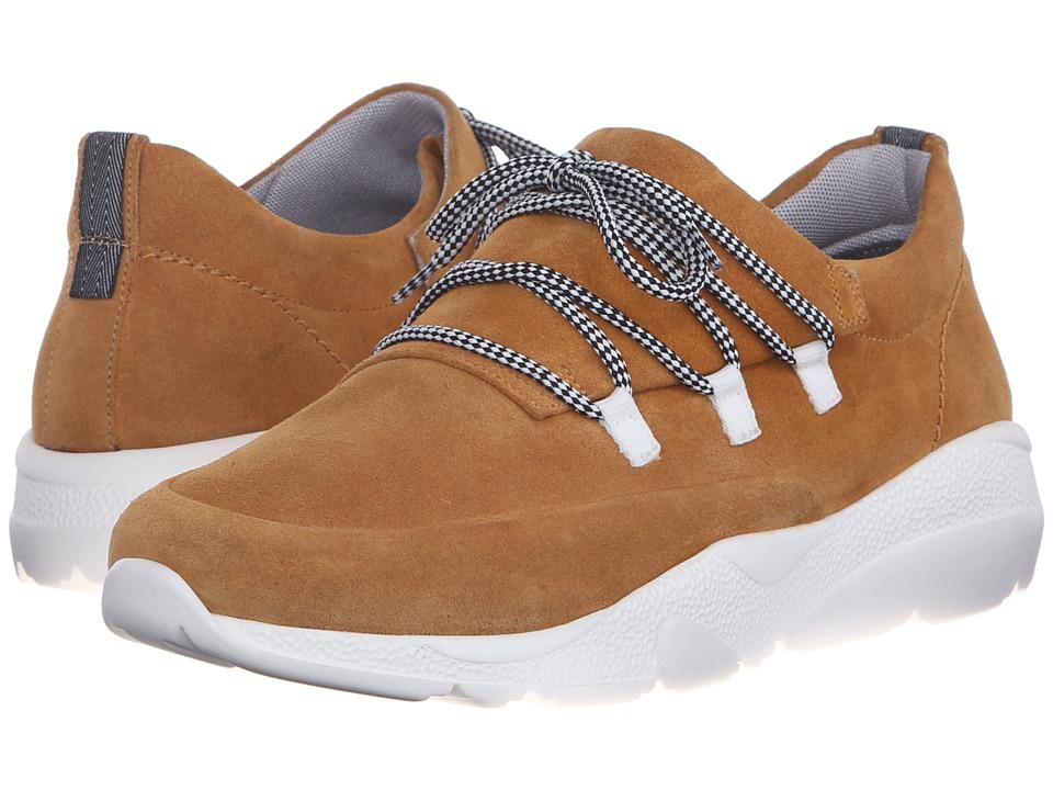 CASBIA - Seth Split Suede (Hazel) Men's Shoes