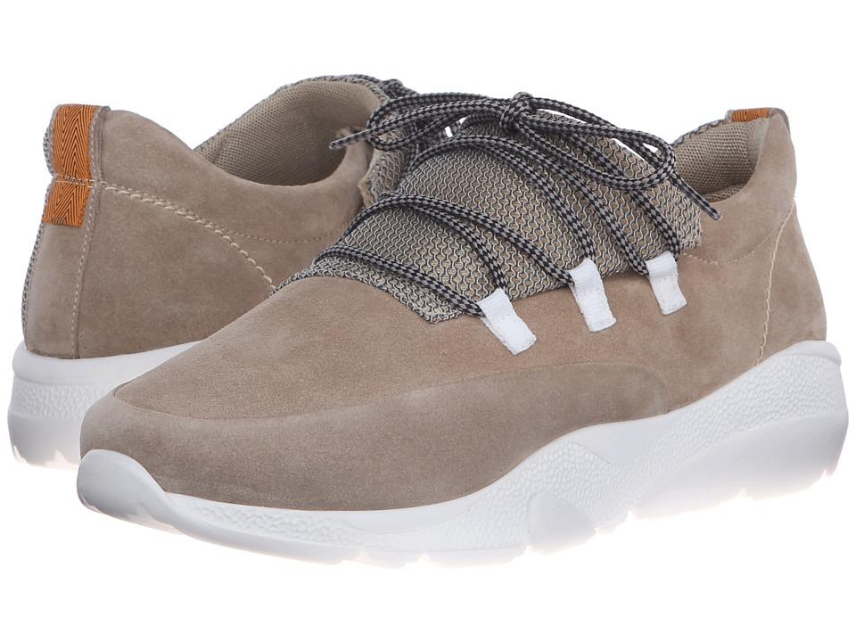 CASBIA - Seth Split Suede (Sand) Men's Shoes